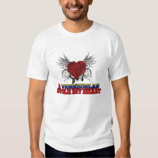 A Venezuelan Stole my Heart Tshirts