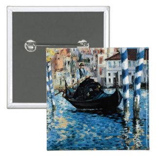 À Venise - Eduardo Manet del Gran Canal del Le Pin