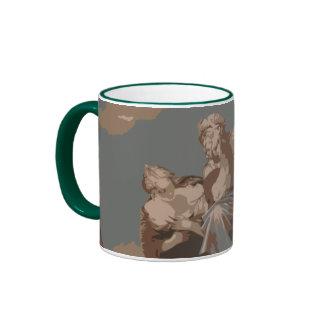 A Venitian God Ringer Mug
