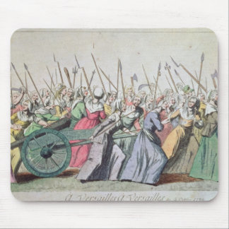 A Versailles, A Versailles' March of the Women Mouse Pad
