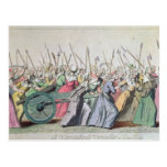 A Versailles, A Versailles' March of the Women Post Card