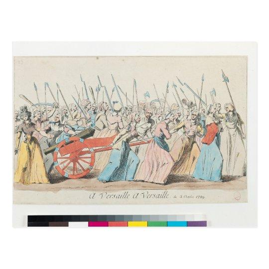 A Versailles, A Versailles' Postcard