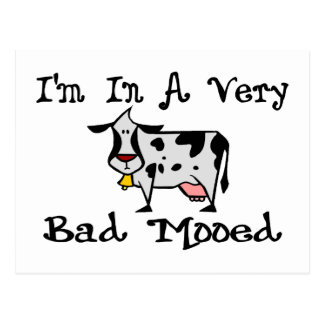 A Very Bad Mooed Post Cards