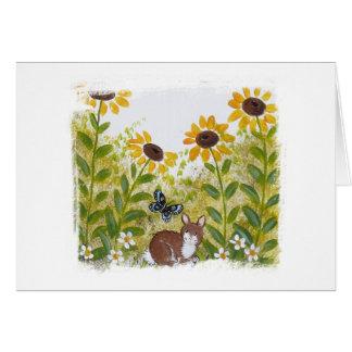 A Very Bunny Pair Card
