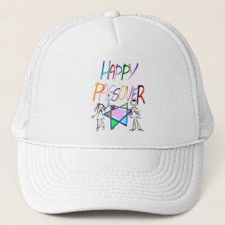 A Very Colorful Passover Hats