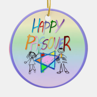 A Very Colorful Passover Ornaments