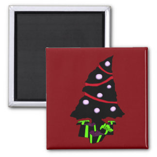 A Very Gothy Christmas Magnet
