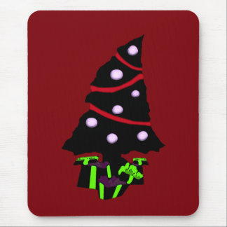 A Very Gothy Christmas Mouse Pad