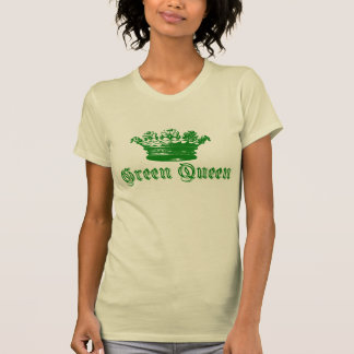 A Very Green Queen Tee Customizable