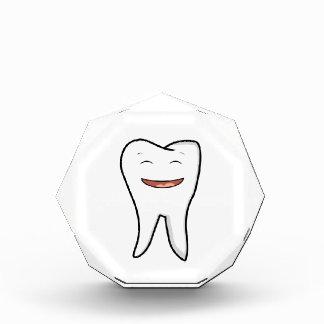 A Very Happy Tooth Acrylic Award