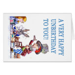 A Very Happy Unbirthday To You! Greeting Cards