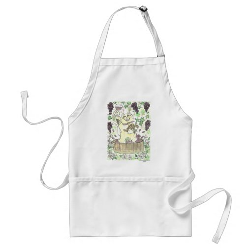 A Very Lucky Vintage Apron