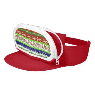 A Very Macabre Christmas Zipper Pouch Hat