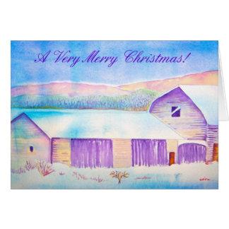 A Very Merry Christmas! Card