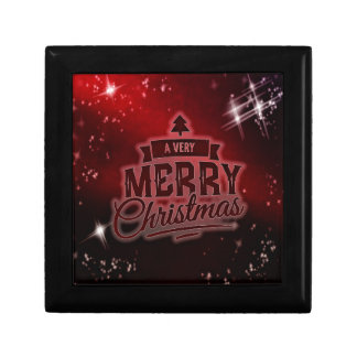 A Very Merry Christmas Gift Box
