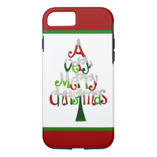 A Very Merry Christmas iPhone 7 Case