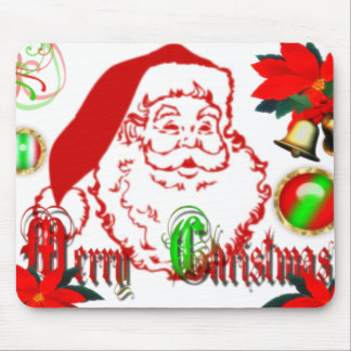 A Very Merry Christmas Mouse Pads