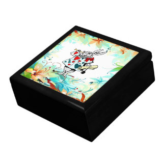 A Very Merry Unbirthday Jewelry Box