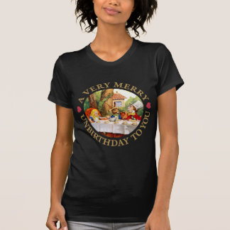 A VERY MERRY UNBIRTHDAY TO YOU! TSHIRTS