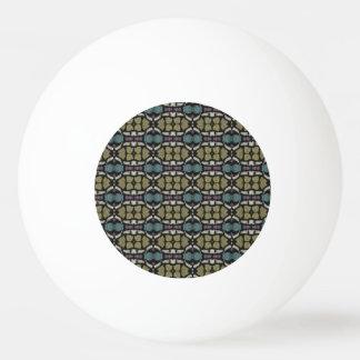 a very nice geometric pattern Ping-Pong ball