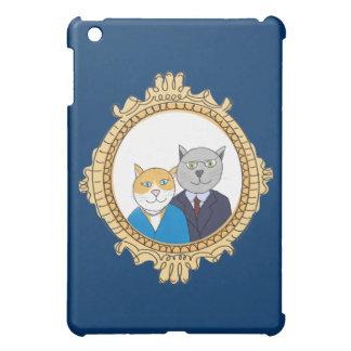 A Very Nice Kitty Couple iPad Mini Case