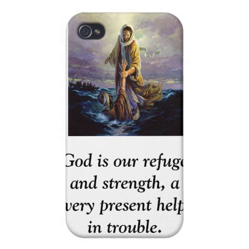 A very present help in trouble covers for iPhone 4