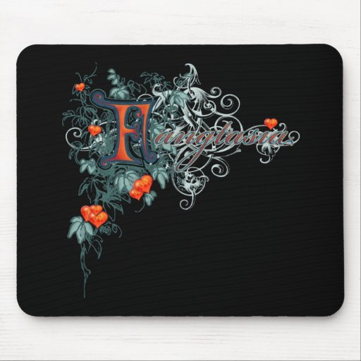 A very special bar mouse pad