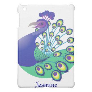 A very Splendid Peacock iPad Mini Cover