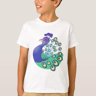 A very Splendid Peacock T-Shirt
