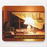 A. Victoria Mixon Mousepad 2