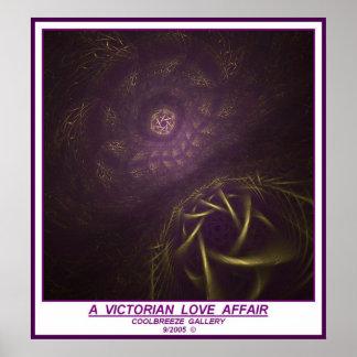 A VICTORIAN LOVE AFFAIR POSTER
