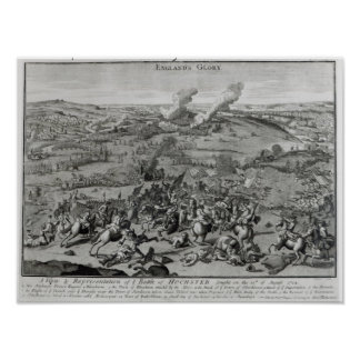 A View and Representation of  Battle of Poster