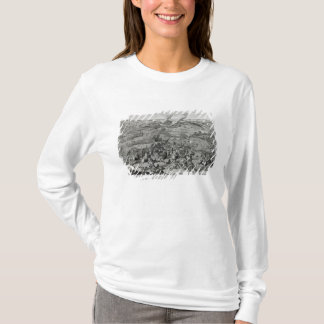 A View and Representation of  Battle of T-Shirt