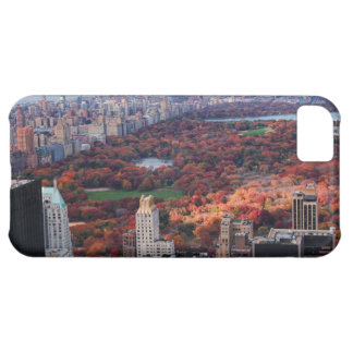 A view from above: Autumn in Central Park 01 Case For iPhone 5C