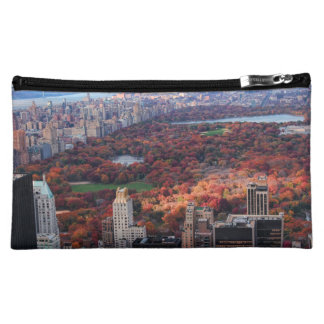 A view from above: Autumn in Central Park 01 Makeup Bag