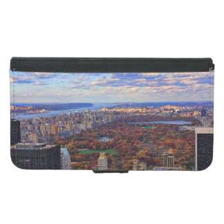 A view from above: Autumn in Central Park 01 Samsung Galaxy S5 Wallet Case