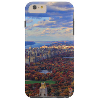 A view from above: Autumn in Central Park 01 Tough iPhone 6 Plus Case