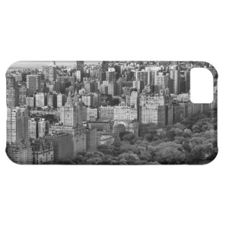 A view from above: Central Park West in BW iPhone 5C Cover