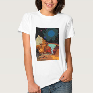A view from Planet  Avior 7 T-Shirt