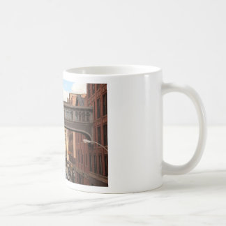 A view from the High Line: National Biscuit Bridge Classic White Coffee Mug