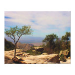 A View from the Palisades Past Canvas Prints