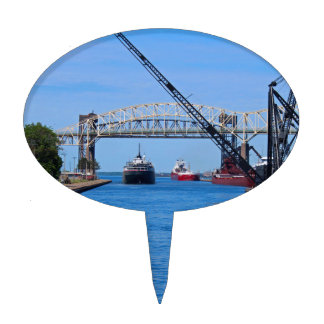 A View from the Soo-FA,s6,2020 Cake Topper