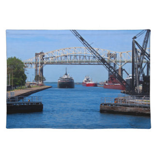 A View from the Soo-FA,s6,2020 Cloth Placemat