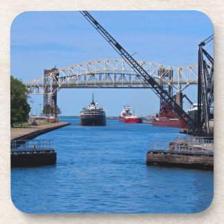 A View from the Soo-FA,s6,2020 Drink Coaster