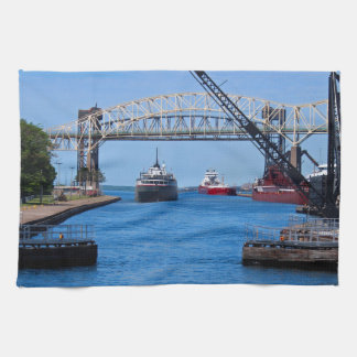 A View from the Soo-FA,s6,2020 Hand Towel