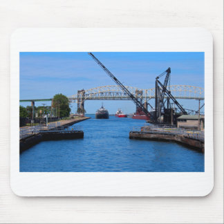 A View from the Soo-FA,s6,2020 Mouse Pad