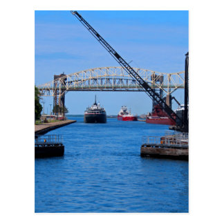 A View from the Soo-FA,s6,2020 Postcard