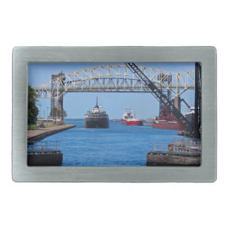 A View from the Soo-FA,s6,2020 Rectangular Belt Buckle
