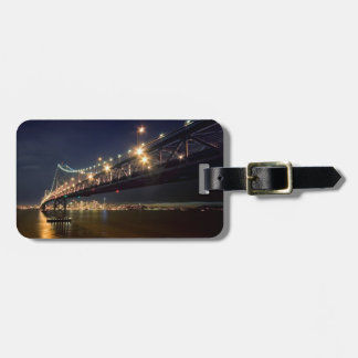 A View From Treasure Island Tag For Luggage