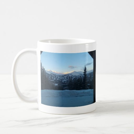 A View in Breckenridge Mugs